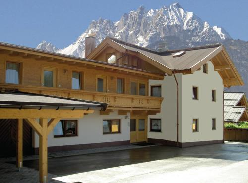 Appartement Barbara 466109 St. Johann i. Tirol