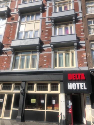 Delta  City Center, Pension in Amsterdam