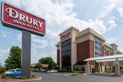 Hotel Drury Inn & Suites Nashville Airport