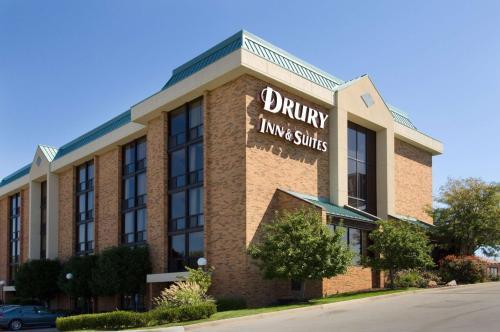 Hotel Drury Inn & Suites Kansas City Stadium- Kansas City
