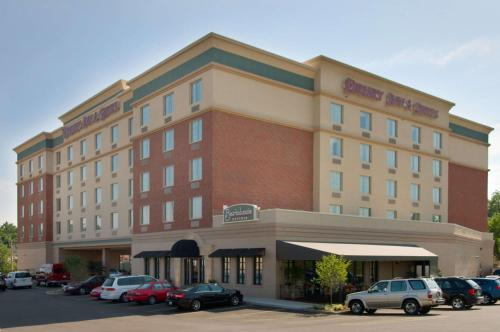 Hotel Drury Inn & Suites St. Louis Forest Park