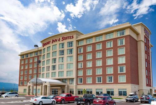 Drury Inn&Suites Colorado Springs Near the Air Force Academy - Hotel - Colorado Springs