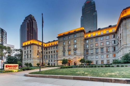 . Drury Plaza Hotel Cleveland Downtown