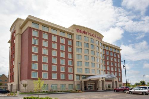 . Drury Plaza Hotel Columbia East