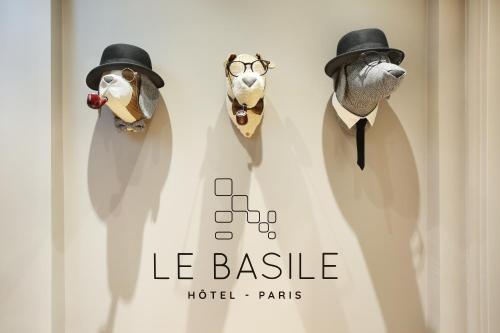 Le Basile Hôtel - Hôtel - Paris