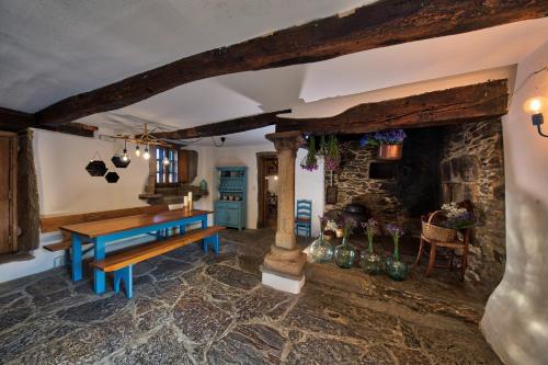 Habitación Doble Deluxe - 2 camas - Uso individual Casa Rural Piñeiro, de Vila Sen Vento 22