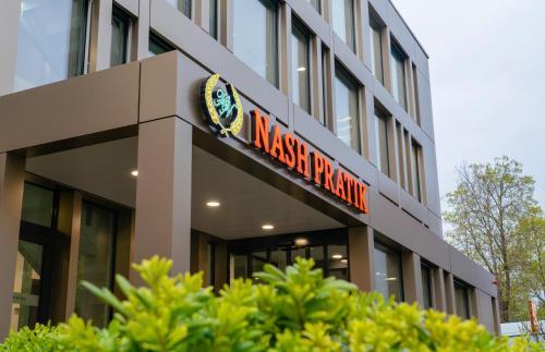 Nash Pratik Hotel - Geneva