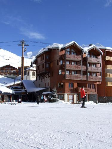 Diamant Appartements Val Thorens Immobilier Val Thorens
