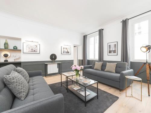 NEW! Luxury 3 Bedrooms Opera I by Livinparis