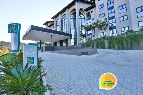 . Quality Hotel Blumenau