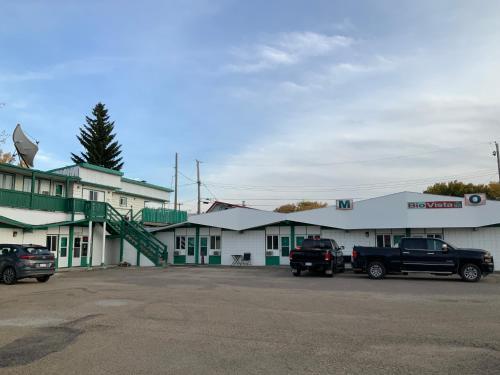 Bio Vista Motel - Wainwright, AB T9W 1E8