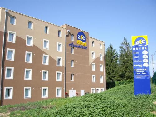 Ace Hotel Brive - Brive-la-Gaillarde
