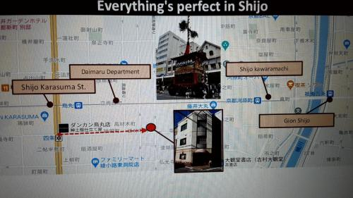 Guest house Shijo K12 C302