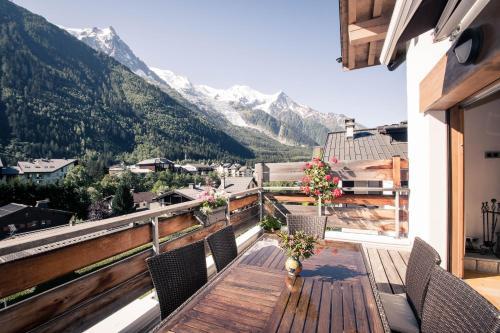 Les Écrins De Soulane - Apartment - Chamonix