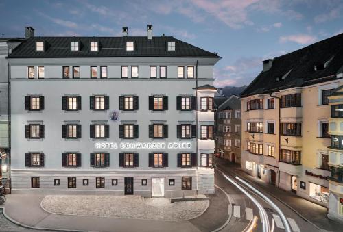 Hotel Schwarzer Adler Innsbruck Innsbruck - Igls