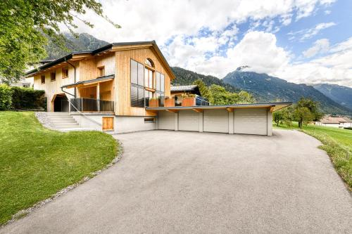 Wellness - Chalet Deluxe Montafon by A-Appartments - Accommodation - St Gallenkirch