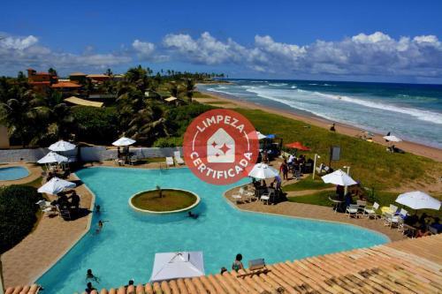 . Oyo Hotel Arembepe Beach Hotel