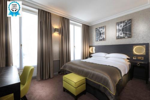 Vendôme Opera Hotel - Hôtel - Paris