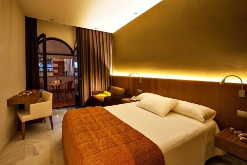 Habitación Doble Superior Hotel Barrameda 12