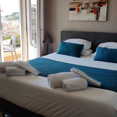 Hôtel Bellevue Cannes - Hôtel - Cannes