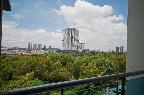 Rusnoor Homestay Gardenview Residence, Kuala Lumpur