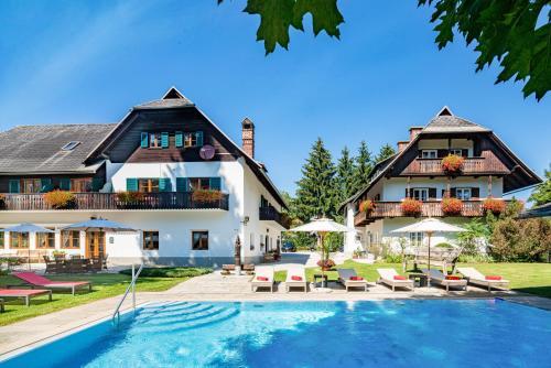 Oremushof, Pension in Velden am Wörthersee bei Pritschitz