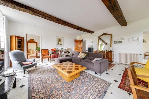 . Maison de 4 chambres a Julienne avec jardin amenage et WiFi