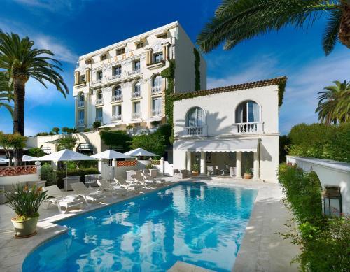 Hôtel Juana - Hôtel - Antibes