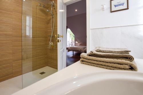 Doppel-/Zweibettzimmer mit Gartenblick - Einzelnutzung Villa Antumalal B&B 8