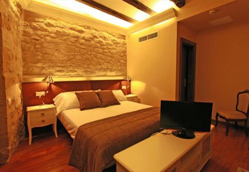 Doppelzimmer Hotel del Sitjar 33
