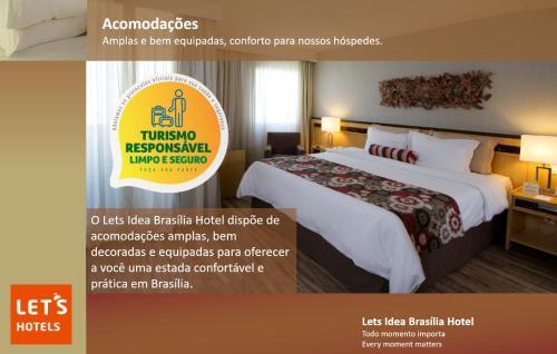 . Lets Idea Brasília Hotel