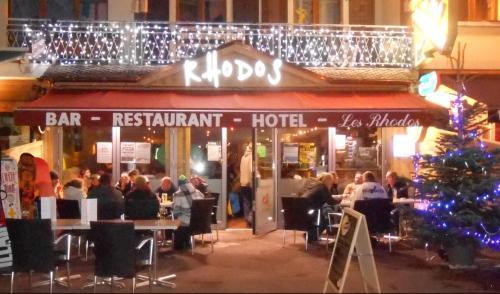 . Hotel Rhodos Morzine