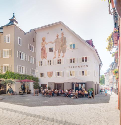 Boutique Hotel das TSCHOFEN Appartements - Apartment - Bludenz