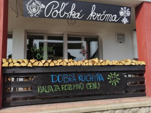 Po?ská kr?ma - Accommodation - Vysoké Tatry
