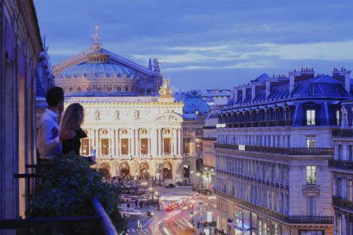 Edouard 7 Paris Opéra impression