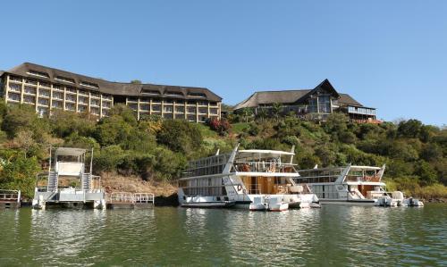 Jozini Tiger Lodge & Spa, KwaZulu Natal
