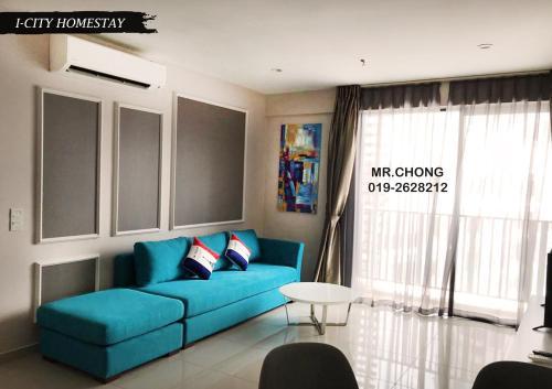 I CIty 2 Room 2 Bathroom Suite, Kuala Lumpur