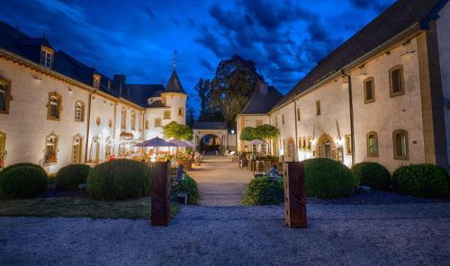 Hotel-overnachting met je hond in Chateau d'Urspelt - Urspelt