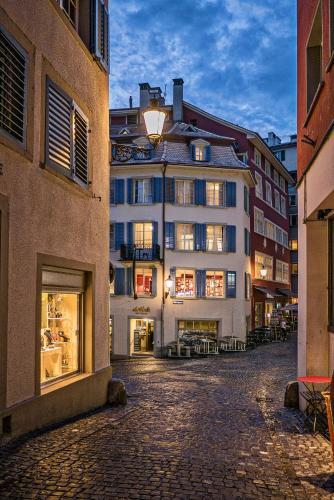 Zürich Hotels