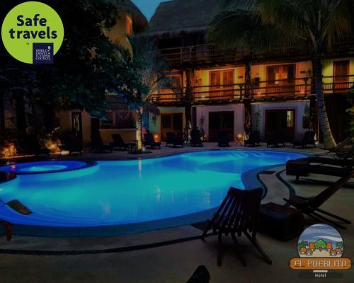 . Hotel El Pueblito