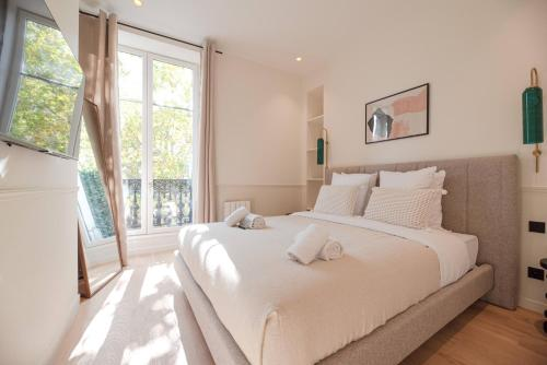 MBM - Luxury apartments PARIS CENTER - Hôtel - Paris