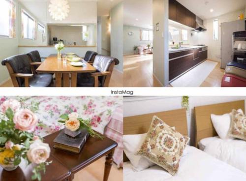 新宿駅より2分& 多彩な利便施設が揃う&高品質都心生活を叶う&Freewifi&Max9人