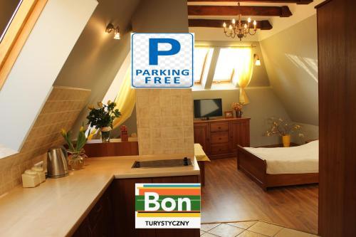 . Nova Apartamenty Starówka Parking