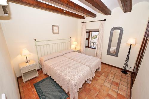 Suite Ático con vistas al mar Hotel Des Puig 10