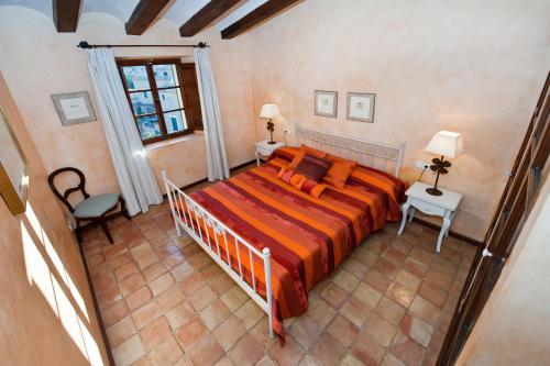 Suite Ático con vistas al mar Hotel Des Puig 9