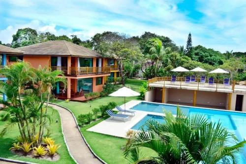 Casa Bella Ana - Maravilhoso condomínio com piscina a 50m da praia
