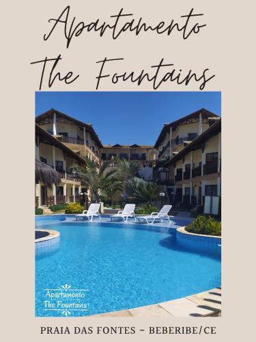 . Apartamento por temporada, na Praia das Fontes-Condomínio The Fountains
