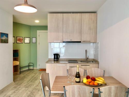 2-room 452 New Gudauri - Apartment