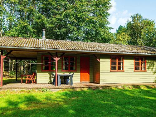 . Three-Bedroom Holiday home in Toftlund 25