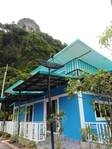 Khao thalu guest house, Muang Phatthalung